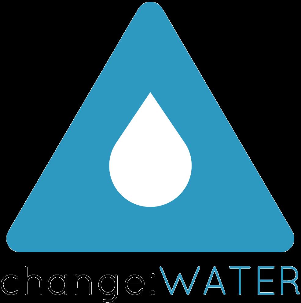 CHANGE:water Labs logo